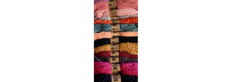 Nytt garn - Bulky - Chunky wool