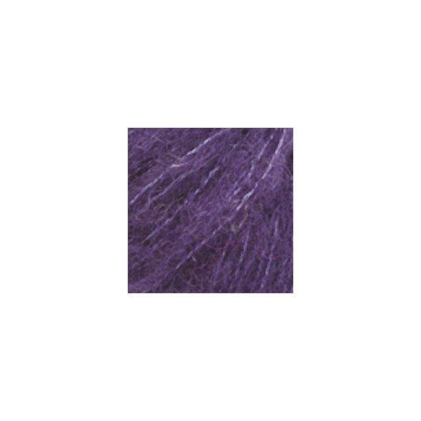 Brushed Alpaca Silk Fiolett 10