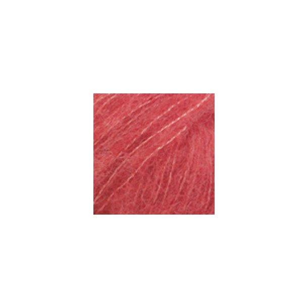 Brushed Alpaca Silk Korall 06