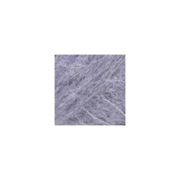 Brushed Alpaca Silk Lys lavendel 17