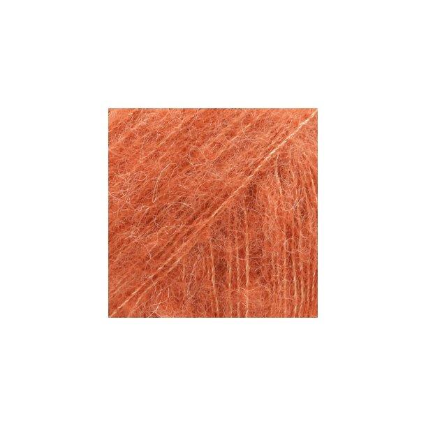 Brushed Alpaca Silk Lys rust 22