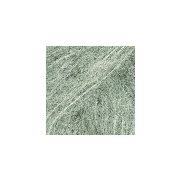 Brushed Alpaca Silk Salvie grønn 21