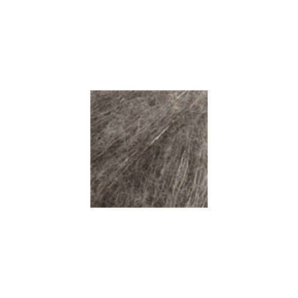 Brushed Alpaca Silk Grå 03