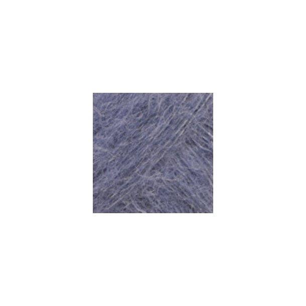 Brushed Alpaca Silk Jeansblå 13