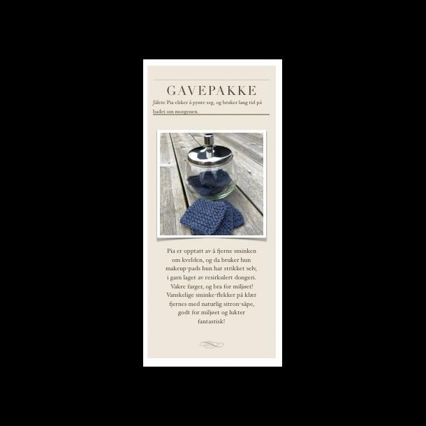 Gavepakke - Jålete Pia