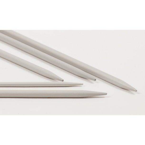 Strømpe pinner aluminium 20 cm